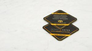 Bierviltjes met logo